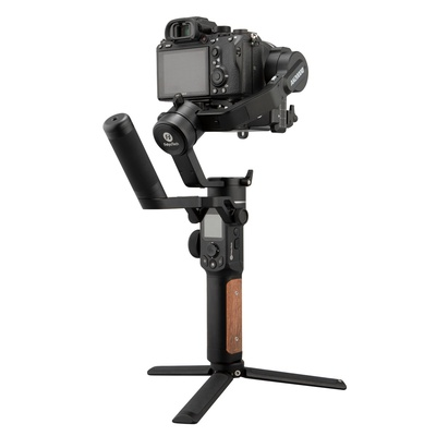 Ak2000S 3 Axis handheld Gimbal Stabilizer for Sony a9 a7 ii a6500 Series Canon 5D Panasonic GH5 GH4 Nikon D850 Mirrorless and DSLR Digital Camera, Smart Touch Panel