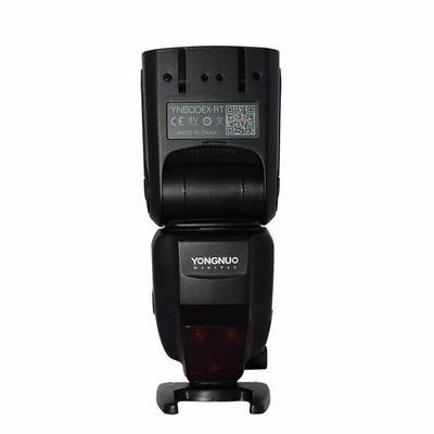YONGNUO YN600EX-RT II Wireless Flash Speedlite with Optical Master and TTL HSS for Canon AS Canon 600EX-RT