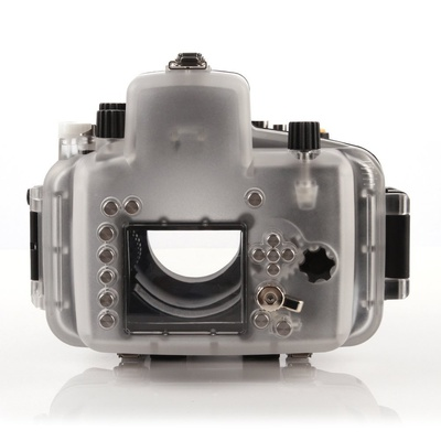 Seafrogs 40M Waterproof Diving Underwater Camera Housing Case for Nikon D7200 Camera 18-55mm