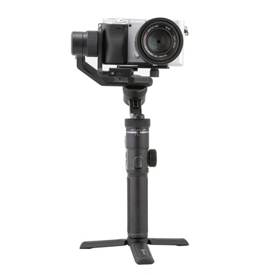 Feiyu G6 Max 3 axis handheld gimbal stabilizer for Camera Sony a7 series and short lens, and more Mirrorless Camera / Action Camera/ Smart phone