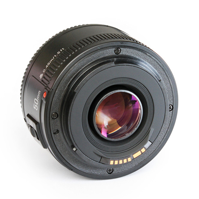 YONGNUO  50mm f/1.8  Lens for Canon